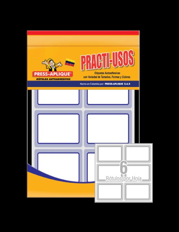 Sobres Practiusos - 0835
