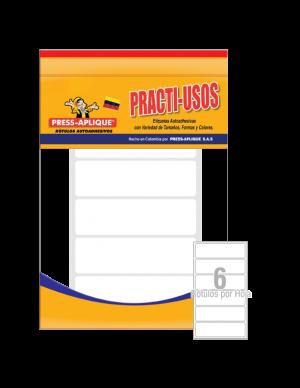 Sobres Practiusos - 0890