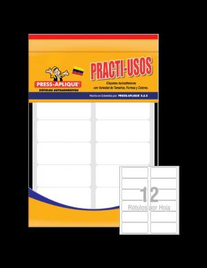 Sobres Practiusos - 0915