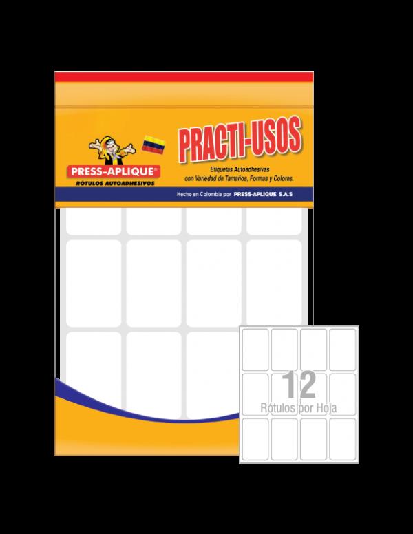 Sobres Practiusos - 0965