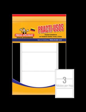 Sobres Practiusos - 0985