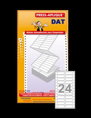 Carpetas DAT - 2110