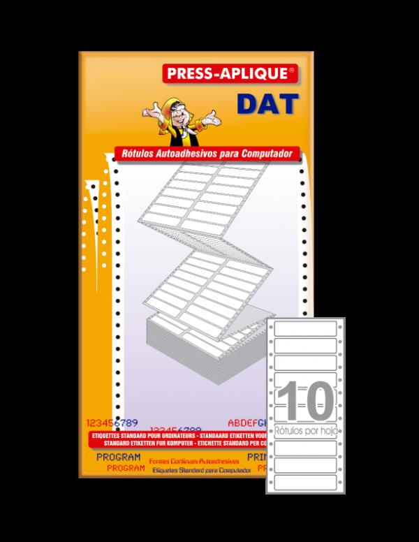 Carpetas DAT - 2230