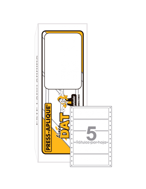 Cajas DAT - 2520