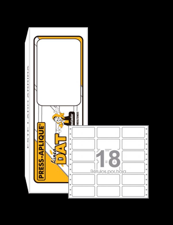 Cajas DAT - 2550