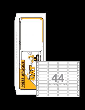 Cajas DAT - 2580