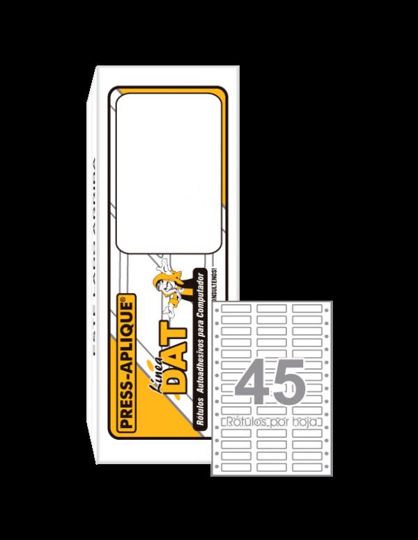 Cajas DAT - 2620