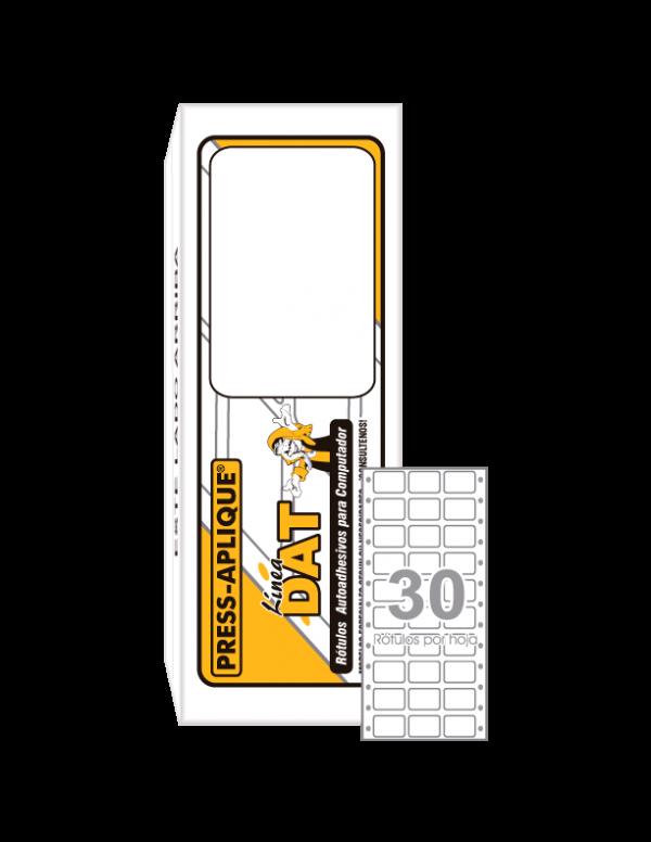 Cajas DAT - 2630