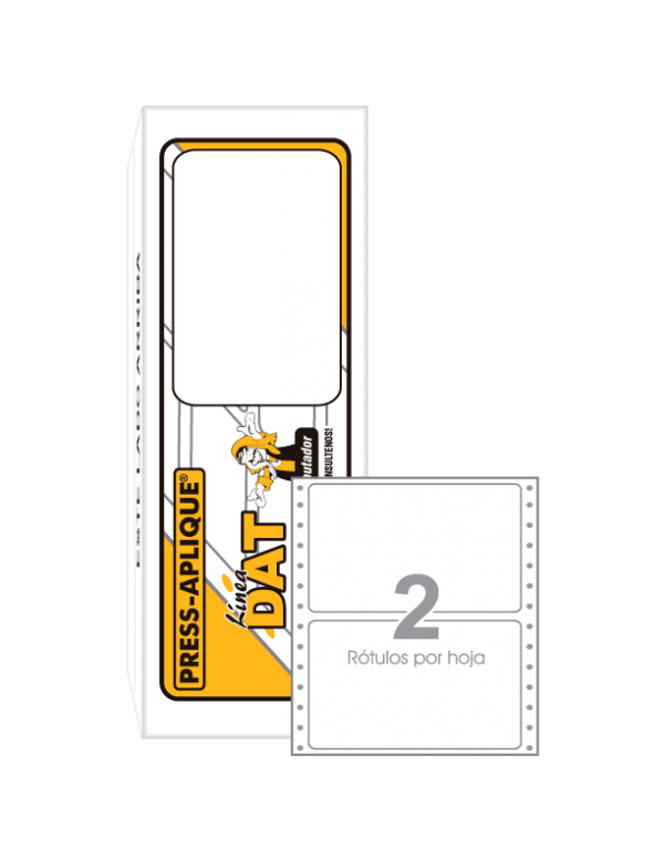Cajas DAT - 2680