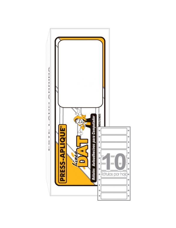 Cajas DAT - 2720