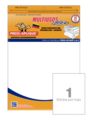 Multiusos Laser - 3301