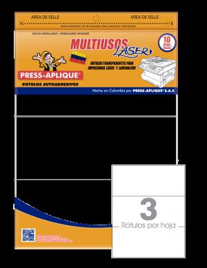 Multiusos Laser - 3303