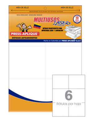 Multiusos Laser - 3305