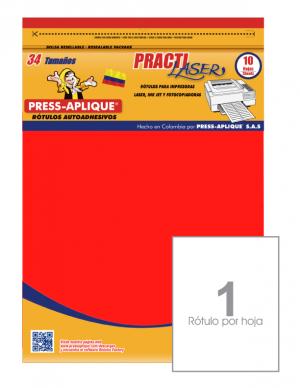 Practilaser radiante Cadmio - 3403