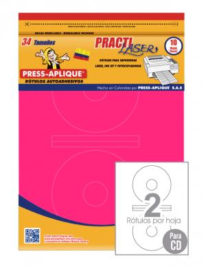 Practilaser radiante Fucsia - 3405