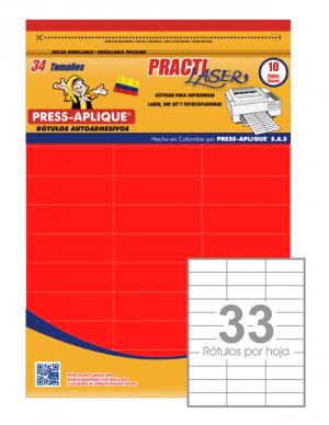 Practilaser radiante Cadmio- 3411