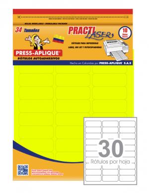 Practilaser radiante Limón - 3414