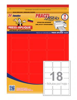 Practilaser radiante Cadmio - 3419