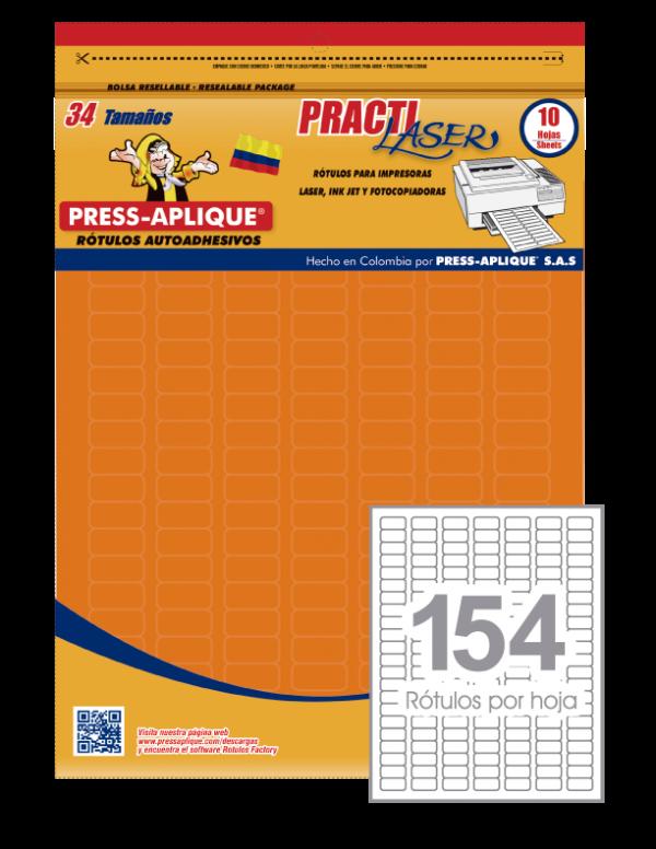 Practilaser radiante Naranja - 3420