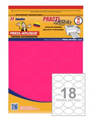 Practilaser radiante Fucsia - 3425