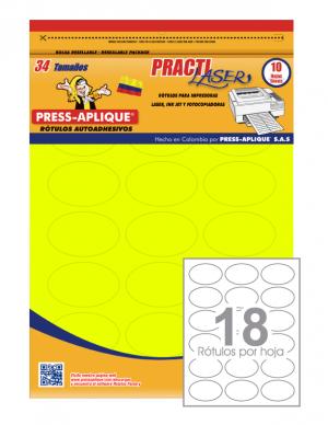 Practilaser radiante Limón - 3426