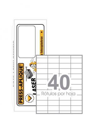 Caja Laser - 3541